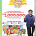 NESTLÉ Lagi Sihat Lagi Happy Nationwide Contest: RM1,000,000 grocery vouchers to be won!