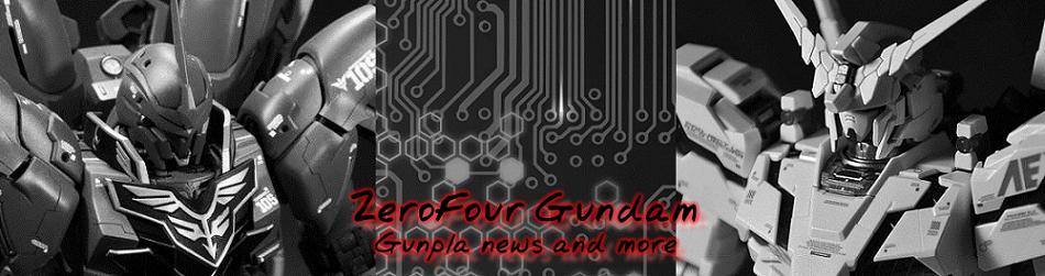 ZeroFour Gundam