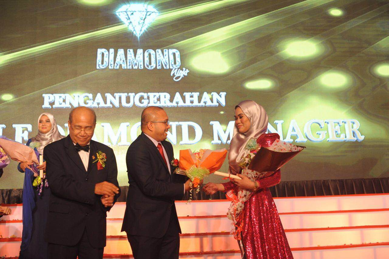 DOUBLE DIAMOND MANAGER 2016