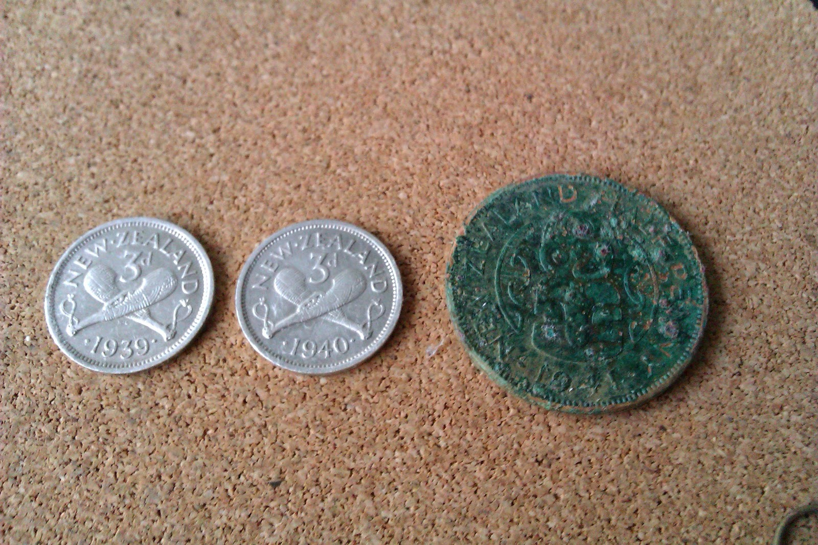 Auckland Metal Detecting Ring Recovery Services February 2012 Fun Detector To Findcoins At The Beach I Will Be Going Back 3d Place Get More Of Old Coins Hopefully