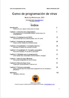 Curso de programaci n de virus mega descargar gratis for Curso de gastronomia pdf