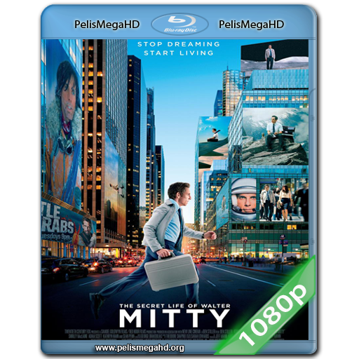 LA VIDA SECRETA DE WALTER MITTY (2013) FULL 1080P HD MKV ESPAÑOL LATINO