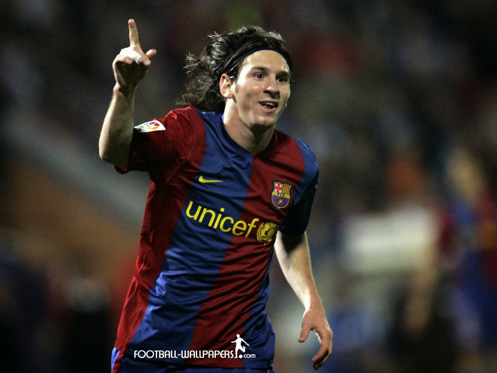 Celebrity Hairstyle Lionel Messi