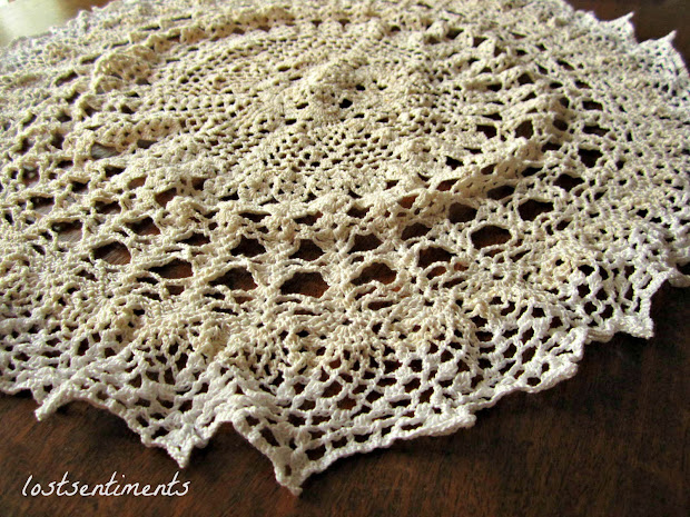 How To Starch Doilies A Crochet Vtwctr