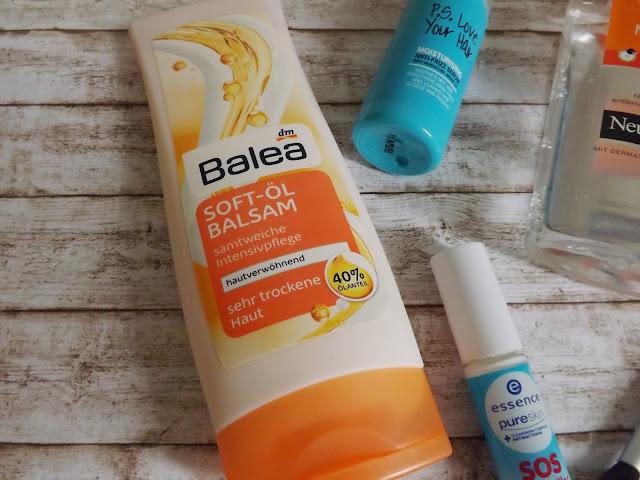 Balea - Soft-Öl Balsam