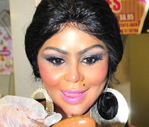 Kim Jones (whom everyone knows as Lil' Kim)