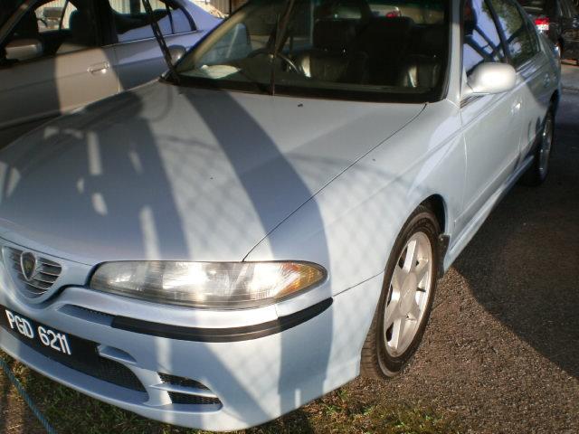 Proton Perdana V6 2.0 (A),2004,1 owner, acc-free