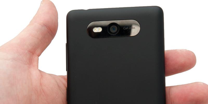 Lumia 820 Camera