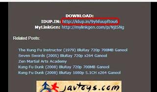 Cara Terbaru Download Film di Ganool.com