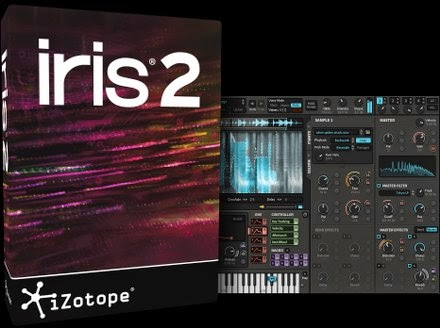 Download iZotope Iris v2.01 MacOSX Free Software