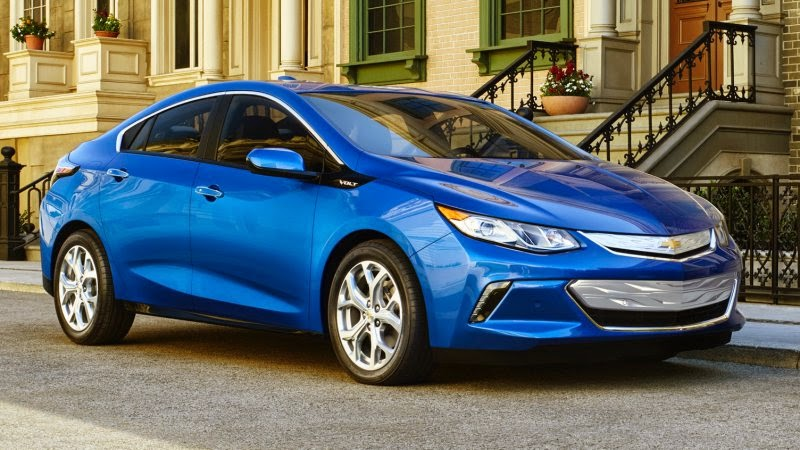 2016 Chevrolet Volt Review , Release Date and Price