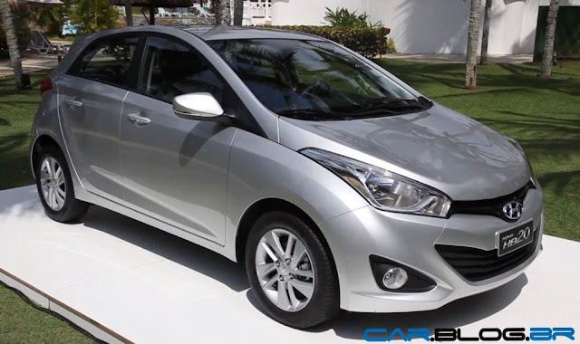 Hyundai HB-20 - Premium