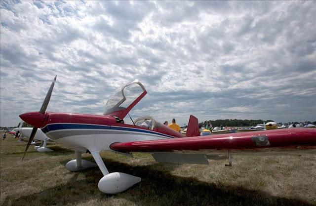 オシュコシュ航空ショー(米国・ウィスコンシン州)