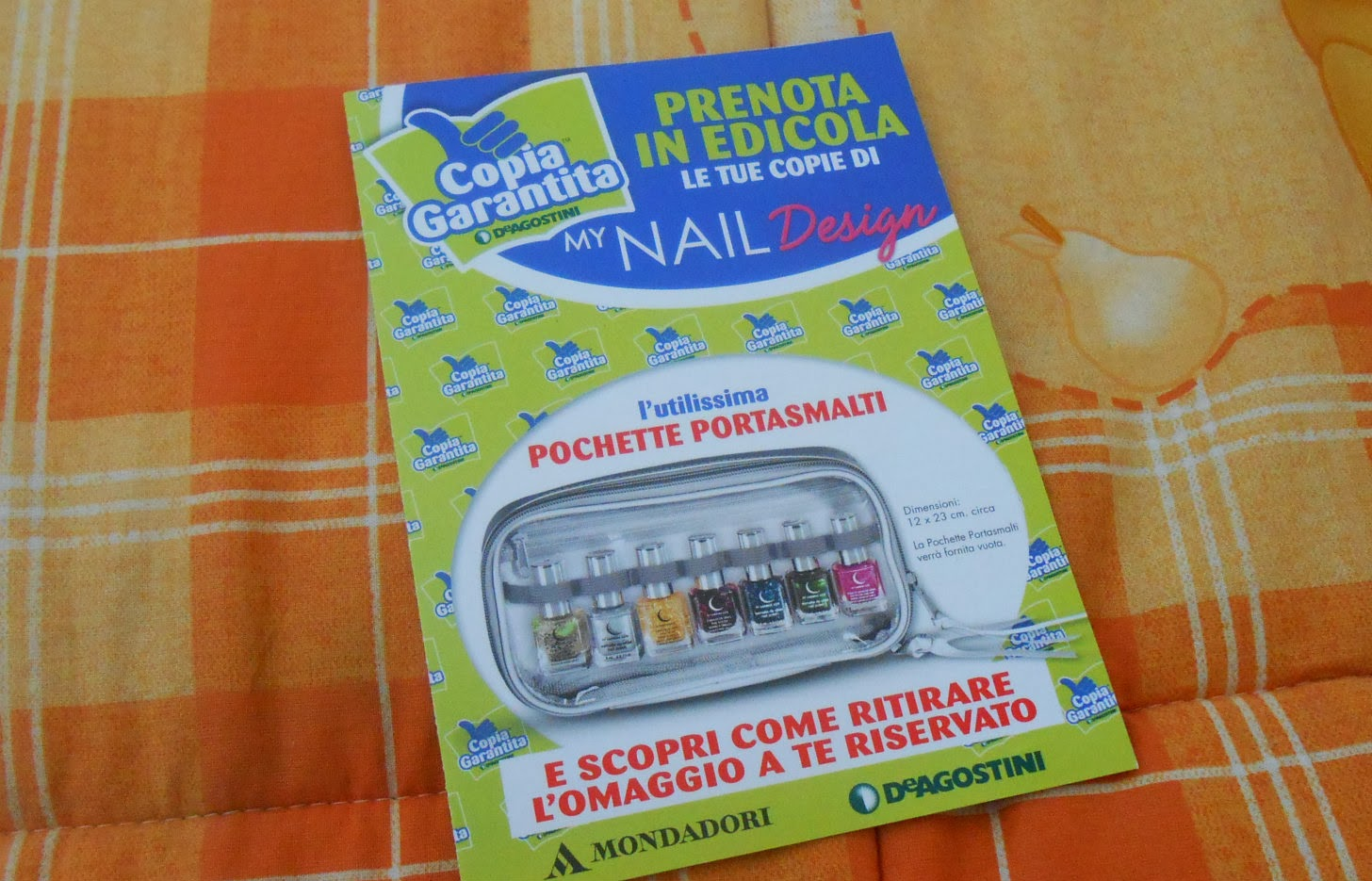 My Passion Is Nail Art: My Nail Design, in edicola con DeAgostini!