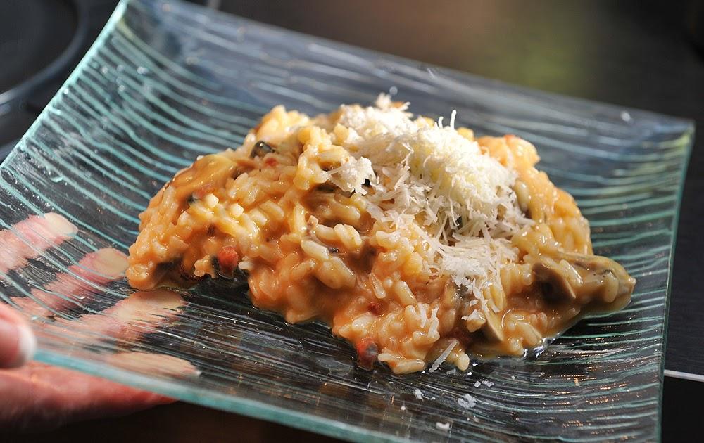 Recettes de petits plats pour de grandes occasions ou cuisine de tous les jours risotto cremeux - Cuisine de tous les jours recettes ...