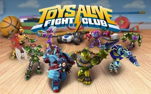 TOYS ALIVE: FIGHT CLUB V1.01.19 APK MOD