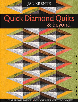 http://www.amazon.com/Quick-Diamond-Quilts-Beyond-Beginner-Friendly/dp/1571205810/ref=as_li_qf_sp_asin_til?tag=quiltfab-20&linkCode=w00&creativeASIN=1571205810