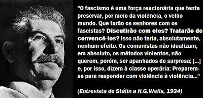 Sobre o Fascismo e os fascistas