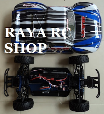 rc monster truck shop
