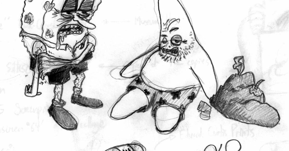 The Cynic S Notebook Spongebob Hits Rock Bottom