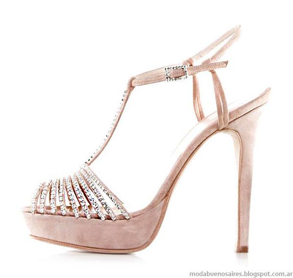 Ricky Sarkany Primavera Verano 2015 zapatos y sandalias.