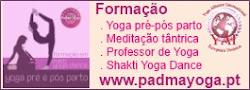 NOVA PAGINA WEB: www.centropadmayoga.com
