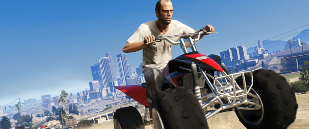 Rockstar Answers Some Questions About GTA V