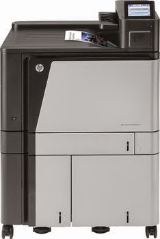 HP LaserJet M855xh Driver Download