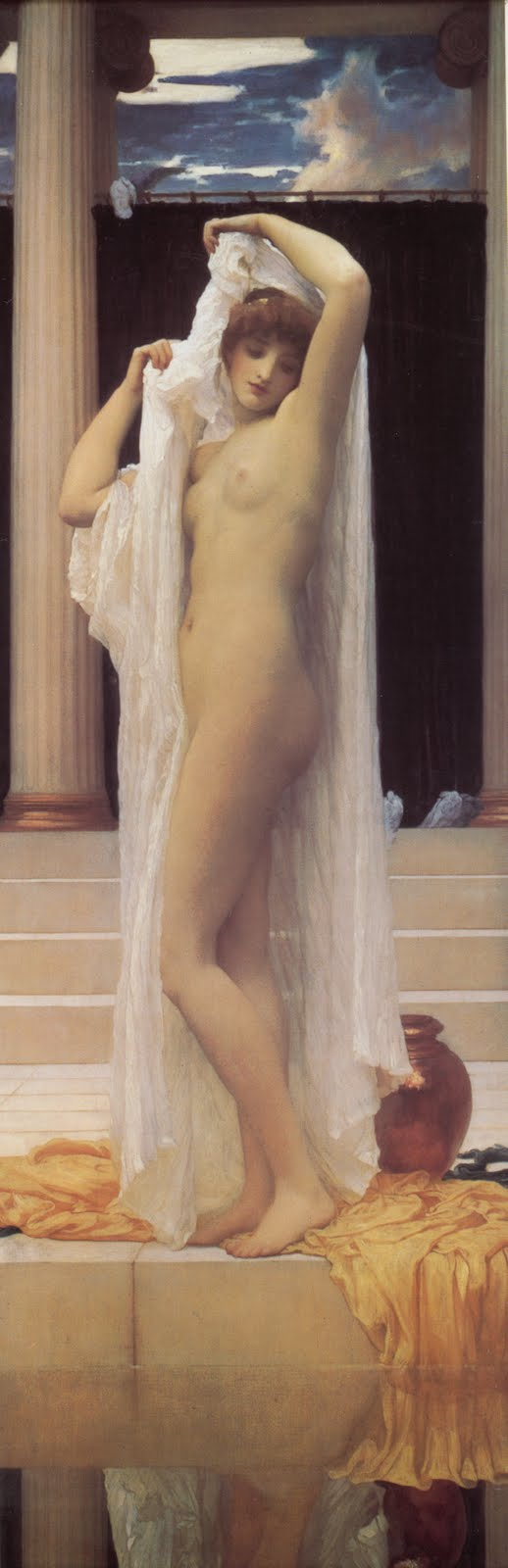 lord frederick leighton psyche