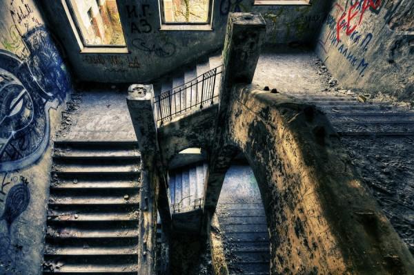 ©Daniel Schmitt. Abandoned Buildings