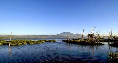 Rawa Pening : Tempat wisata alam di salatiga yang indah
