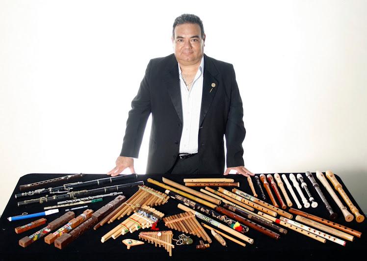 Colección de Flautas
