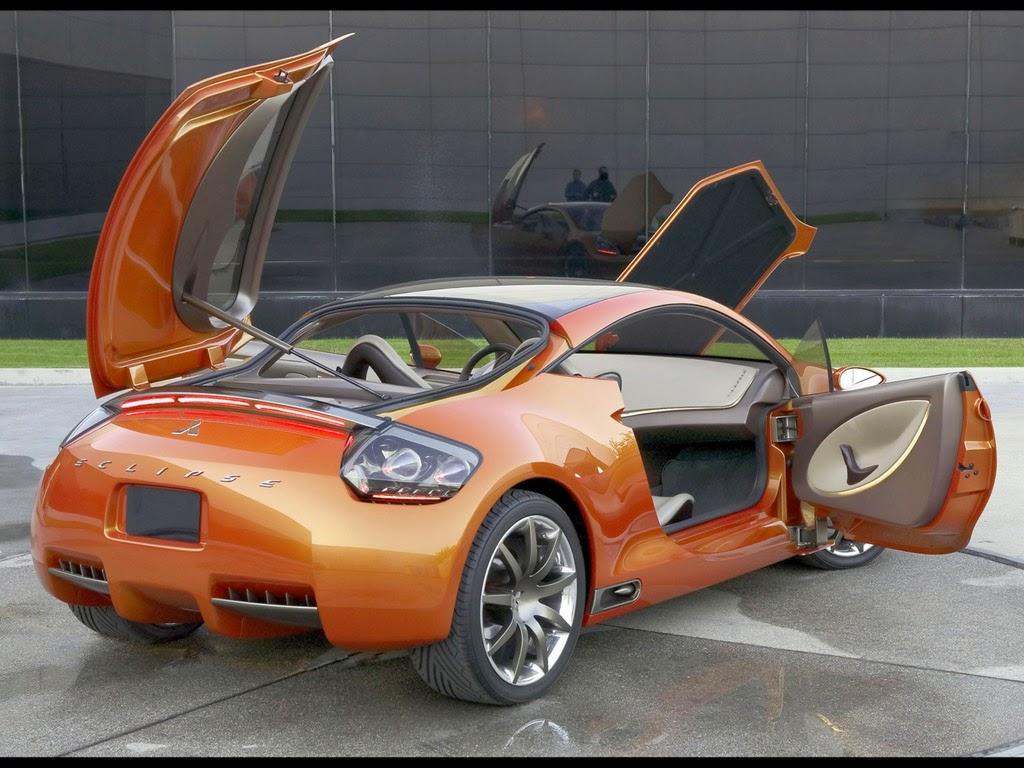 Mitsubishi Sports Cars