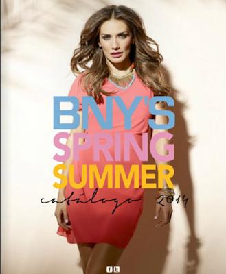 catalogo bunnys primavera verano 2014