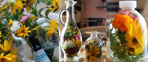 как сохранить живые цветы под воском