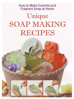 How to Make Soap - DIY Melt and Pour Soapmaking Recipes with Step by Step Instructions