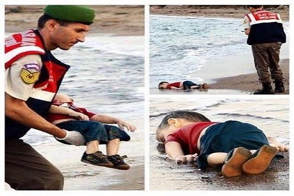 Kisah Abdullah Kurdi Asal Suriah yang Putranya Ditemukan di Pantai Turki, Reaksi Masyarakat Duniapun Marah
