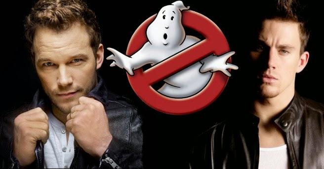 chris pratt ghostbusters