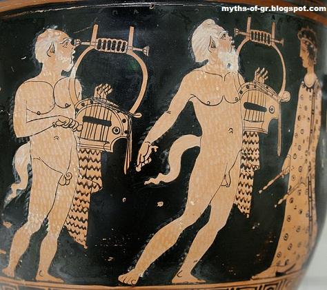greek mythology and mythology before it