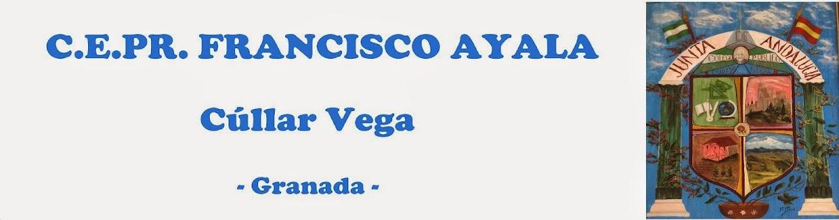 C.E.PR. FRANCISCO AYALA