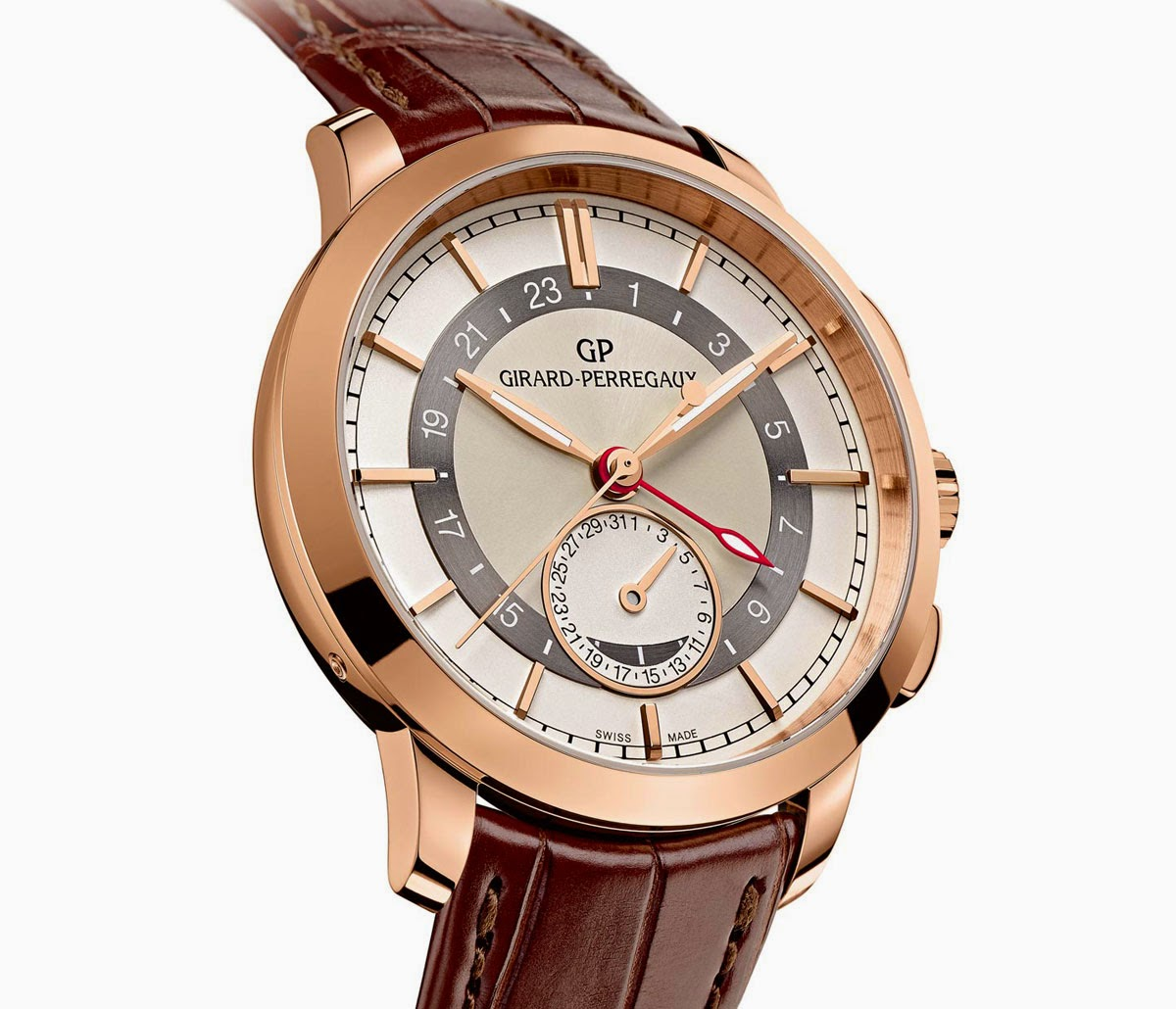 Girard-Perregaux - 1966 Dual Time