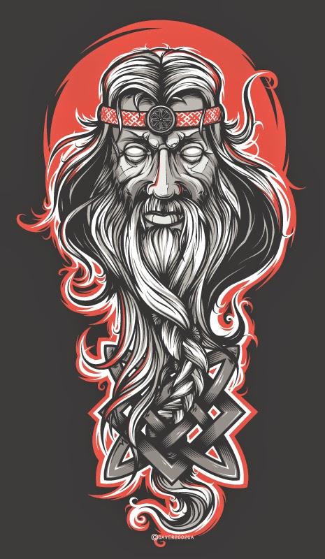 Jaguar warrior by andrey krasnov perception8 for Jaguar warrior tattoo