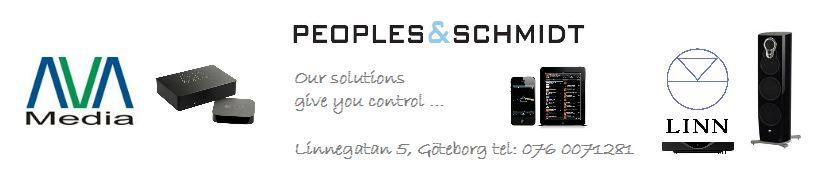 LINN @ Peoples & Schmidt