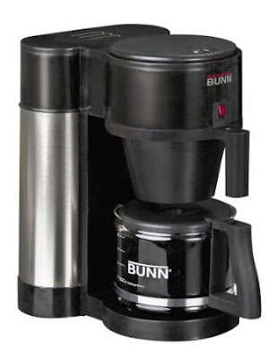 Coffee Maker With Internal Hot Water Tank : kitchen appliance packages: Reviews bunn nhbb velocity brew 10-cup home coffee brewer, black