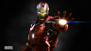 Iron Man Movie Character Wallpaper