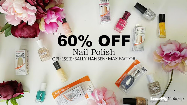 HUGE nail polish sale