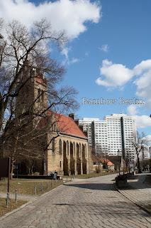 L'église du vieux Marzahn