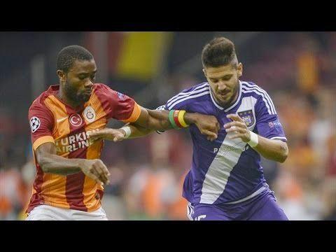 Galatasaray 1 - 1 Anderlecht