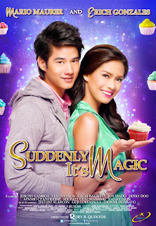 Suddenly it's Magic - Watch Free Pinoy Tagalog FULL Movies