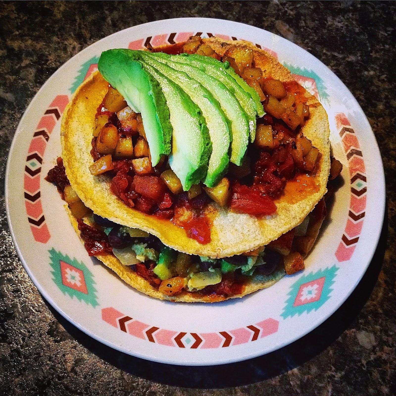 Whole Foods Plant Based Huevos #vegan #glutenfree #huevosrancheros